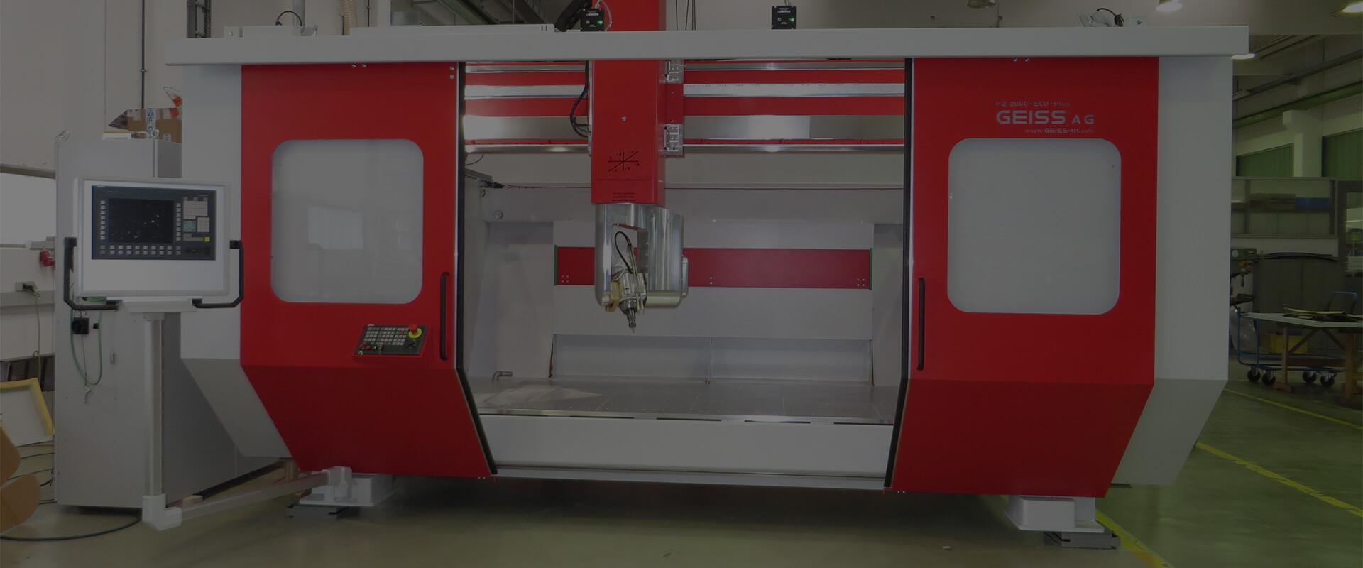 CNC Fräsmaschine